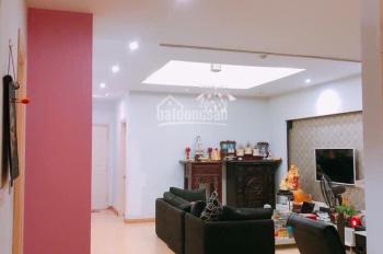 Bán căn hộ 3 phòng ngủ tòa CT2 KĐT Văn Khê, diện tích 118m2, full nội thất. Giá 1.7 tỷ