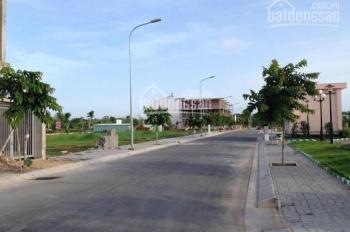 Bán đất MT QL 50, gần công an và UBND huyện Cần Đước
