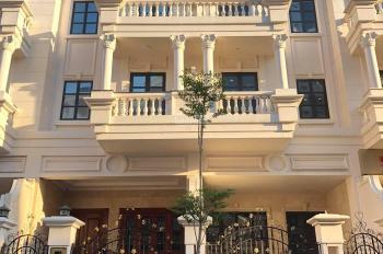 Nhà nguyên căn tại Cityland Gò Vấp 5x20m 4 tầng có hầm để xe mặt phố 12m, giá 35tr/tháng