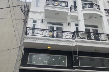 Cần bán gấp nhà hẻm vip 87/ Nguyễn Sỹ Sách, P. 15, Tân Bình, DT: 4x14m, trệt, 4 lầu, bán gấp 6.3 tỷ