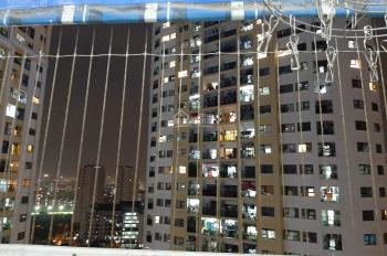 Giá 1,05 tỷ, căn hộ 65.1m2 tầng trung tòa CT12C, 2PN, 2WC nội thất cơ bản. LH: 0336589839