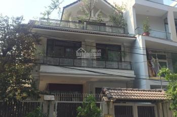 Cho thuê nhà HXH Thành Thái, Q10, diện tích: 7m x 13m, nở hậu 12m. Kết cấu: Trệt 1 lầu, nhà trống