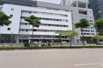 Cho thuê mặt bằng 250m2 toà Toyota Mỹ Đình, mặt tiền 34m, giá 779.135 đ/m²/th all in. LH 0933429333