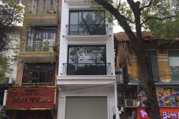 Cho thuê nhà mặt phố Lò Đúc: 50m2 x 5 tầng, mặt tiền 3,5m, tầng chia 2 phòng, riêng biệt 0974557067