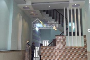 Bán nhà HXT 260 Bà Hom Q6 (4x17) m, 1 lầu đúc giá rẻ 6.5 tỷ