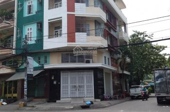 Bán nhà góc 2MT nội bộ ngay chợ Phú Lâm - Cư Xá Ra Đa Quận 6, 8 tỷ, hướng tây tứ trạch