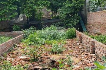 Bán nhanh 38m2 đất thổ cư tại xã An Khánh, Hoài Đức, Hà Nội