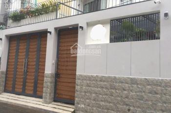 Cho thuê nhà HXH 8m Trần Thiện Chánh, Q10, diện tích: 5m x 18m; kết cấu: Trệt, 4 lầu, sân thượng