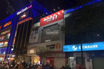 Cho thuê nhà mặt tiền Sư Vạn Hạnh gần Vạn Hạnh Mall 12x15m giá 130 triệu/tháng