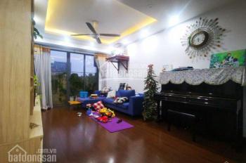 Full nội thất, nằm giữa bán đảo bán căn góc 2 mặt thoáng gồm 3PN, DT 107,59m2 tại VP4 Linh Đàm