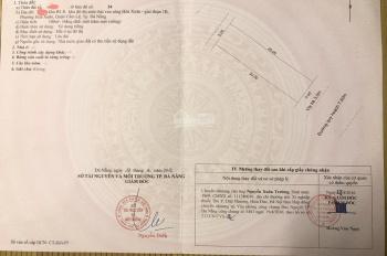 Cần tiền bán lỗ vốn lô đất đường thông đối diện công viên đảo vip Hòa Xuân MT đường Mai Chí Thọ