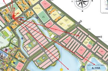 Quỹ căn 2 PN, 3 PN ban công Đông Nam, view trọn biển hồ VH Ocean Park, LH 0866.61.68.69