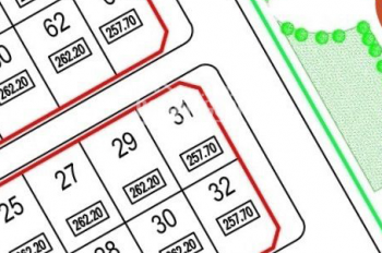 Bán biệt thự khu Vườn Cam chỉ 20tr/m2 căn góc 278m2, đường 20.5m, có HĐMB. 0961.00.54.82