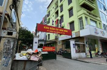 Cho thuê nhà phân lô phố Giảng Võ, Ba Đình, 100m2 x 5T, MT 6m, nhà mới ưu tiên thuê làm văn phòng