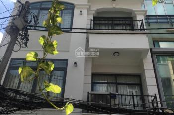 Cho thuê nhà MT đường Phan Văn Trị, P. 7, Gò Vấp, DT: 4x30m, T + L, giá: 20 tr/tháng (TL)