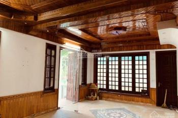 Bán biệt thự bán đảo Linh Đàm, vị trí vip, vườn hoa, 254m2, 4 tầng, MT 12.5m, giá 25 tỷ. 0914424268