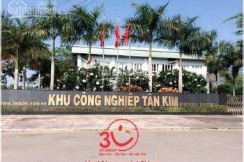 Đất nền dự án mặt tiền QL50 thị trấn Cần Đước