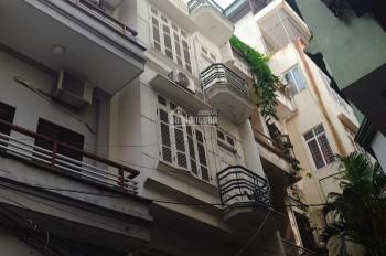 Cho thuê nhà riêng ngõ ô tô Hoàng Văn Thái, 60m2 x 4 tầng, MT 4,5m - 13 triệu/tháng
