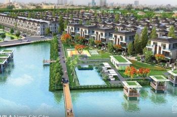 Bán gấp căn biệt thự song lập 200m2 DT: 10 x 20m view công viên, giá 17,8 tỷ, LH: 0901886000