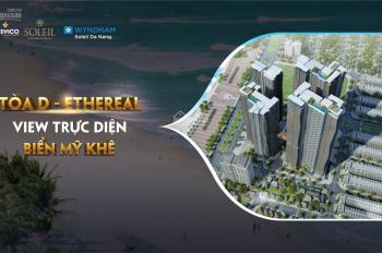 """Sở hữu căn hộ """" view biển vĩnh viễn """" 1 cơ hội đầu tư x 5 giá trị thật nhận 10 lợi ích"""