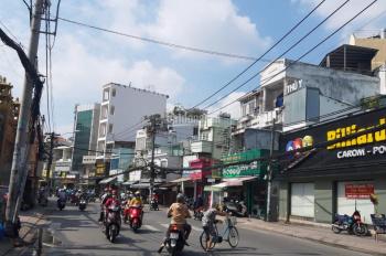 Cho thuê nhà MT Lê Quang Định, P11, Bình Thạnh, DT 4x18m, trệt lầu, giá thuê 25tr/th TL, 0933818298