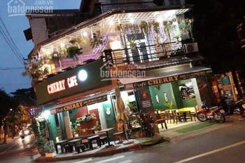 Hot! Cho thuê nhà mặt phố Dương Khuê, Cầu Giấy - nhà 3 mặt tiền 14m, DT 40m2, giá thuê 35 tr/th