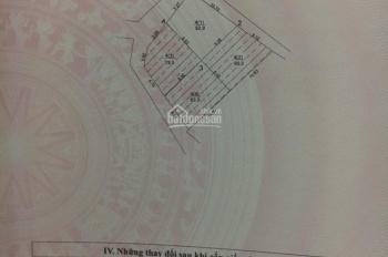 Bán nhà 2T, 82,9m2 đất, 20tr/m2 tại thôn Đề Trụ 7, xã Dương Quang, Gia Lâm, Hà Nội, LH 0372.712.657
