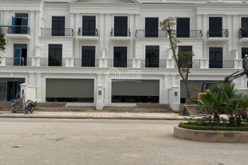 Bán liền kề Vinhomes Ocean Park, dãy Hải Âu 2 mặt đường 30m, diện tích 90-114m2, được kinh doanh
