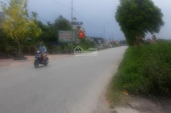 Bán đất mặt đường Máng Nước An Đồng, 105m2, 3,78 tỷ