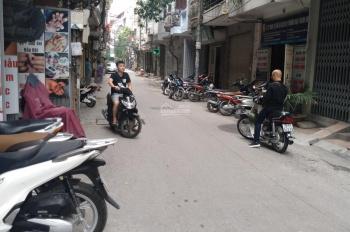 Bán nhà mặt phố Vĩnh Phúc, kinh doanh, giá 9.5 tỷ