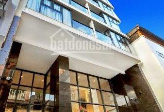 Cho thuê tòa nhà 38/2 Hùng Vương - P. Lộc Thọ, Nha Trang có thể KD khách sạn, DT 131m2 x 8 tầng