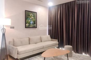Căn hộ Lux6 - Vinhomes River Ba Son, Quận 1. 120m2/3PN nội thất cao cấp giá 46tr/tháng bao phí QL