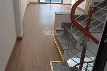 Bán nhà phố Trần Quý Kiên, 7 tầng, mt 6m, Kinh Doanh, phân lô, ô tô tránh, vỉa hè, giá hơn 13 tỷ.
