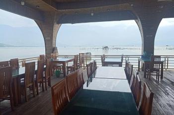 Cần nhà hàng nổi trên đầm phá lăng cô , gần biển lăng cô, TP Huế