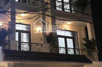 Bán nhà HXH đường Phổ Quang, P9, Q. Phú NHuận 4mx20m trệt, 4 lầu, HĐ thuê 40tr, giá bán 12.9 tỷ TL