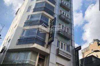 Cho thuê nhà mặt tiền Bùi Viện, Phạm Ngũ Lão Quận 1, 4x18m, trệt 11 tầng, 230tr/th - 08331.77782