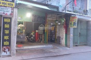 Bán căn nhà ngay chợ Linh Trung, quận Thủ Đức