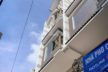 Nhà mặt tiền Phạm Hùng 1 trệt 2 lầu, ngang 4x16m. Giá 8 tỷ