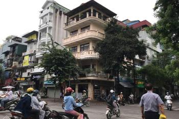 Cho thuê nhà mặt phố Hàng Bông, DT 37m2, MT 3m, giá 30tr/th, KD mọi mô hình, LH 0839243979