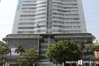 Duy nhất DT trống tại tòa nhà Vinaconex 9 DT 100m2 giá thuê ngay hôm nay chỉ còn 400.698 đ/m²/th