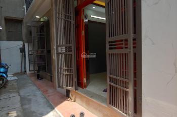 Bán nhà trong ngõ Bạch Đằng, Lãng Yên 35m2 x 5T, giá 2,9 tỷ ngõ rộng 0966 671569