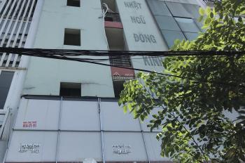 Cho thuê nhà nguyên căn làm spa, VP, hẻm 285 sầm uất đường CMT8, Q.10, 6mx12m, 7 tầng, thang máy