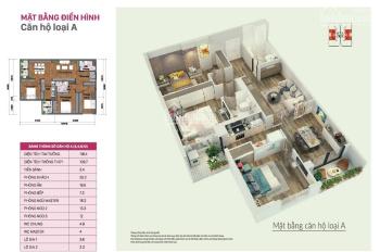 Chính chủ cần bán căn hộ The Legacy diện tích 109,7m2 - tầng cao - hướng cửa Đông Nam - view thoáng