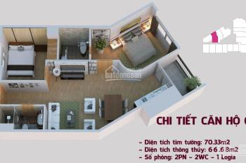 Chính chủ bán suất ngoại giao căn 03 tầng đẹp, Tháp Doanh Nhân Hà Đông, giá tốt nhất, LH 0986324253
