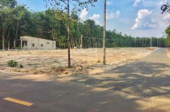 Chính chủ bán đất đường Lê Duẩn ngay khu phố Trung Lợi, Chơn Thành, Bình Phước, 590 triệu/ 5x40