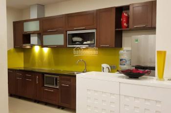 Căn hộ tầng 6 N03T1 Ngoại Giao Đoàn cho thuê 14tr/th nội thất xịn, sang trọng