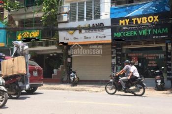 Cho thuê MP Trương Định, Giáp Bát, HN, DT 65m2 x 4T giá 40 triệu/tháng