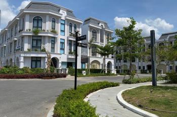 Mở bán 20 căn nhà phố Châu Âu mặt tiền Trần Văn Giàu, giá 2,3 tỷ