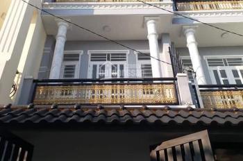 Nhà bán 1 sẹc Tân Kỳ Tân Quý, đúc 3 lầu, 4PN. Liên hệ 0906607101
