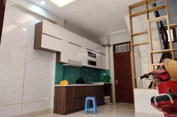 Cho thuê nhà Nguyễn Khang 30m2 x 5 tầng mới đẹp đường ô tô con